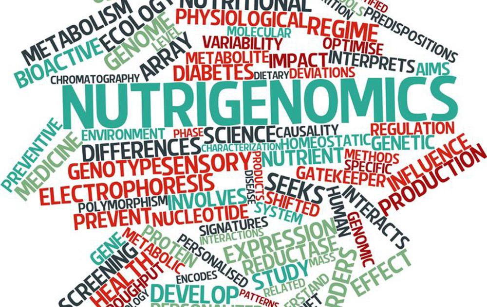 La Nutrigenomica